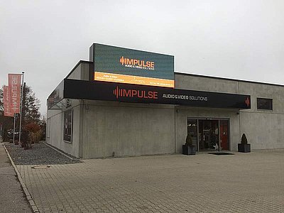 Impulse Audio & Video aussen