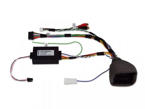 APF-X302AU_CAN-to-UART-Interface-for-Audi-A3-and-TT