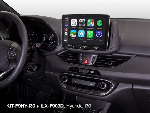 KIT-F9HY-i30_with_iLX-F903D_in-Hyundai-i30-Apple-CarPlay-Menu