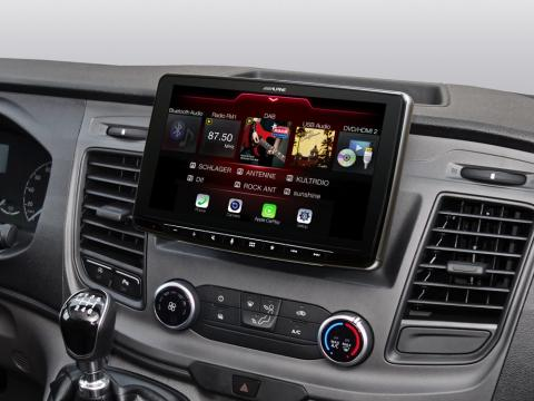 iLX-F903TRA_Online-Navigation_for_Ford-Transit_Source-Menu-DAB-DVD-RADIO