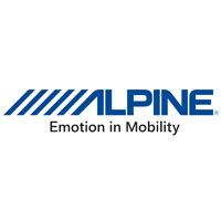 logotipo de ALPINE ELECTRONICS DE ESPAÑA SA