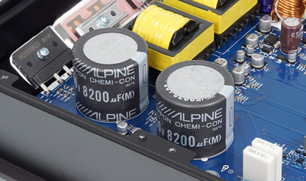 High-End Audio Components