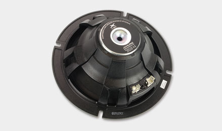 All New Motor Structure - X-Series Speaker X-S65