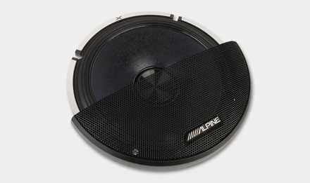 Included Mesh Grill - X-Series Speaker X-S65C