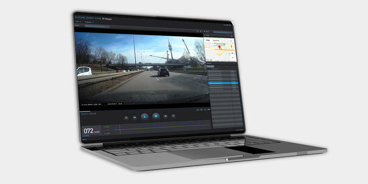 Dash Cam Viewer for PC and MAC