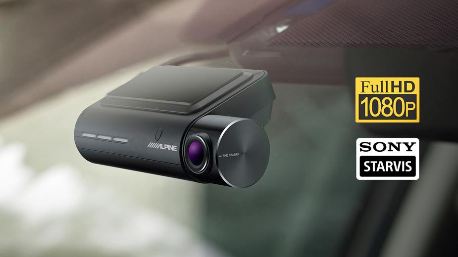 alpine dashcam auto kamera berwachung dvr f800pro. Black Bedroom Furniture Sets. Home Design Ideas