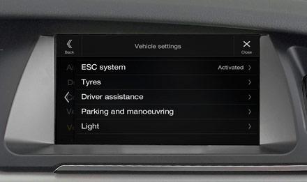 Audi A5 - X703D-A5: Vehicle Information