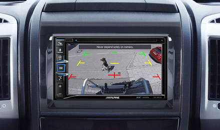 Ducato, Jumper and Boxer - Upgrade to an HDR Camera System