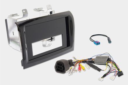 iLX-F903DU - 1DIN installation kit included