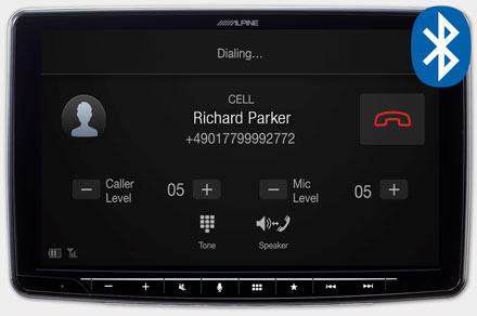 iLX-F903F312B - Built-in Bluetooth