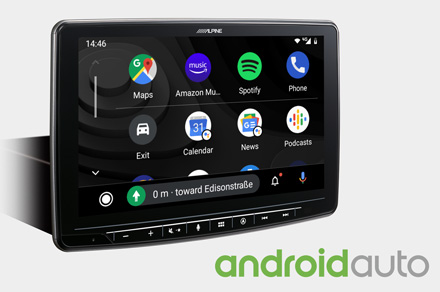 INE-F904TRA - Works with Android Auto