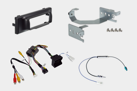 INE-F904S907 - 1DIN installation kit included