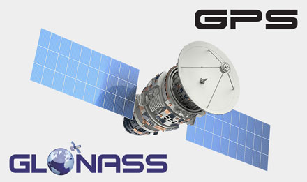 GPS and Glonass Compatible - INE-W720ML