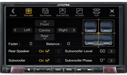 SEAT Leon - Fader and Balance - iLX-702LEON