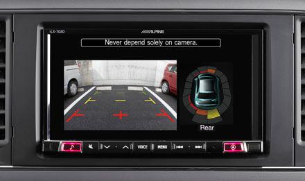 SEAT Leon Parking Sensors iLX-702LEON