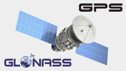 GPS and Glonass Compatible - INE-W720S453B