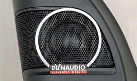 VW Golf 6 - Kompatibel mit Dynaudio Sound System - X903D-G6