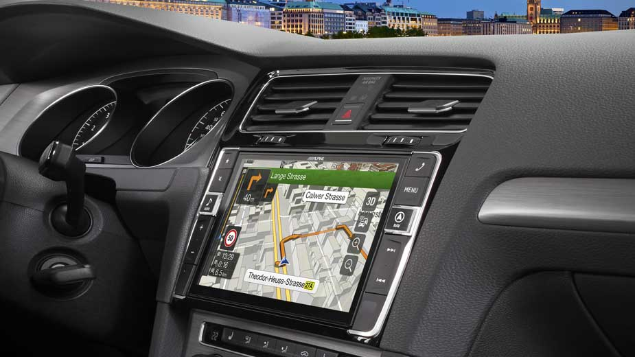7 navigation:
