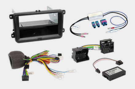 iLX-F903T6 - 1DIN installation kit included