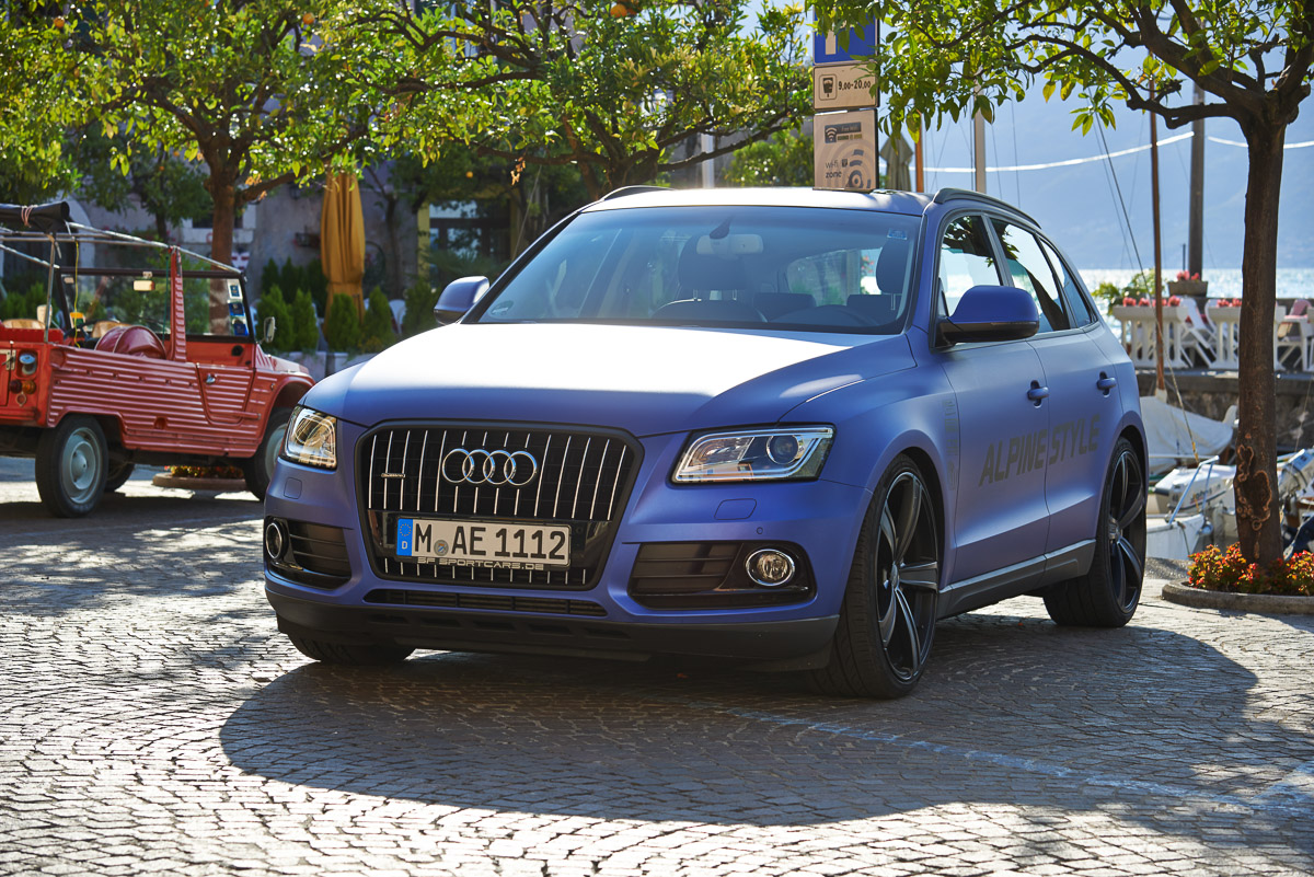 Audi q5 navigation update