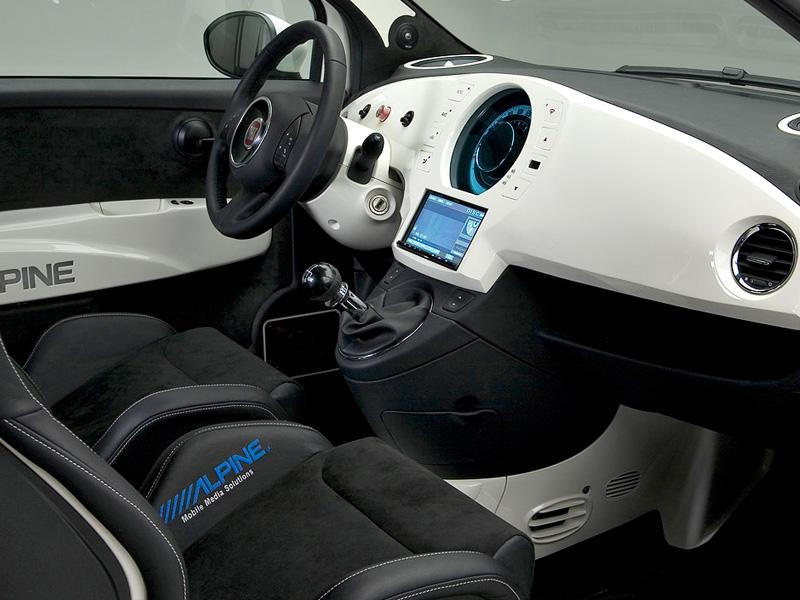 Alpine - Taifun 5 (Fiat 500)